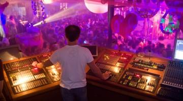 Il Pacha, a Ibiza (foto Alamy/Milestone Media)