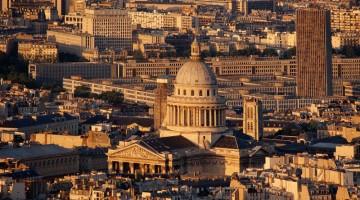 Vista sul Panthéon di Parigi (foto: Paris Tourist Office – David Lefranc)