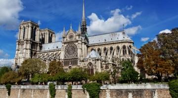 La chiesa di Notre Dame, sull'Ile de la Cité a Parigi (foto: Getty Images)