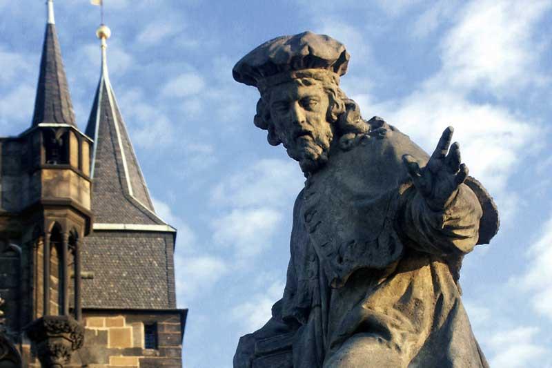 Il centro storico della città è tutelato dall'Unesco come Patrimonio dell'Umanità (foto: CzechTourism.com)