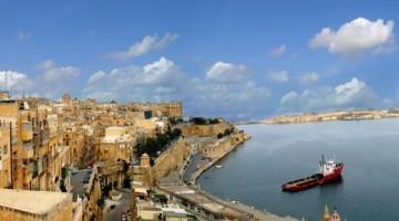 Malta, meta vicina e ricca di fascino. Con un confortevole clima caldo (foto Getty Images)