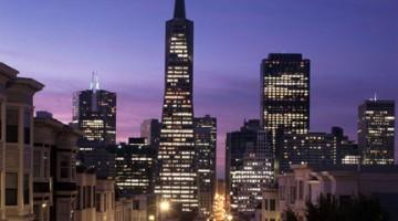 La spettacolare vista sui grattacieli di San Francisco (foto:Alamy/Milestonemedia)
