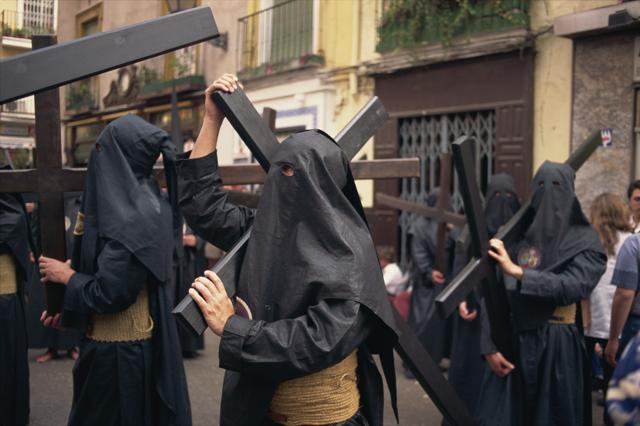 Siviglia: Pasqua con gli Incappucciati