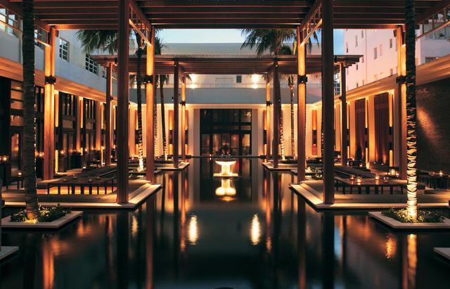 Hotel: i nuovi 5 stelle 2015, dal Messico alla Cina