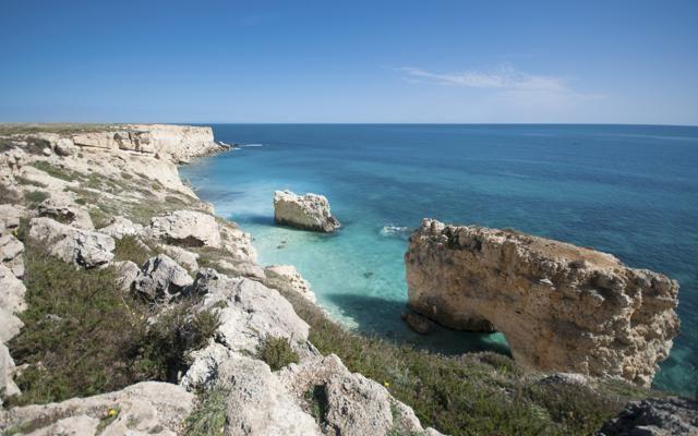 Foto Sicilia: le spiagge più belle del  Sud