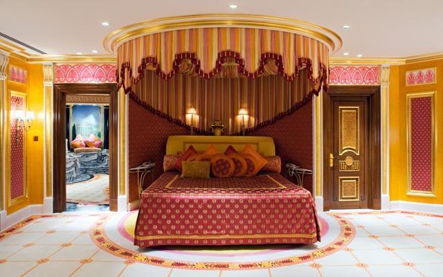 Foto Le suite più spettacolari del mondo