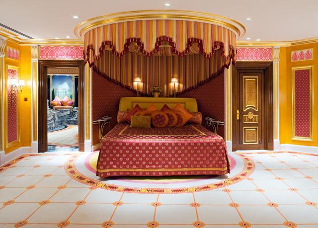 La Camera Da Letto Piu Grande Del Mondo : Le suite più spettacolari del mondo gallery immagine dove