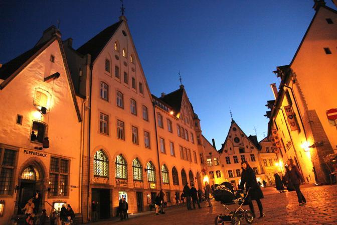 Foto Tallinn la bella