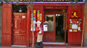 Quando a Madrid si dice tapas non si può non pensare a Casa Alberto, un'istituzione in città