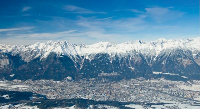 Foto Innsbruck, la capitale delle Alpi