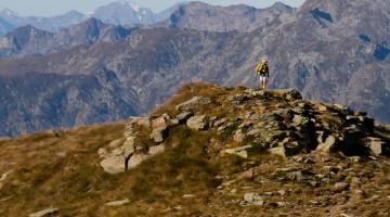L?edizione 2011 del Tor des Géants si svolge in Val d?Aosta dall?11 al 18 settembre. Partenza ? e arrivo ? a Courmayeur (foto: Ente turismo Valle d?Aosta)