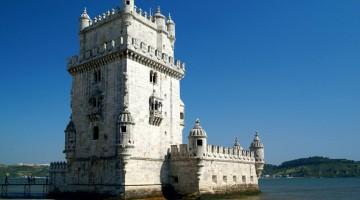 La Torre di Belem (foto Alamy/Milestone Media)