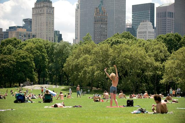 Uncovered: la donna di New York si svela