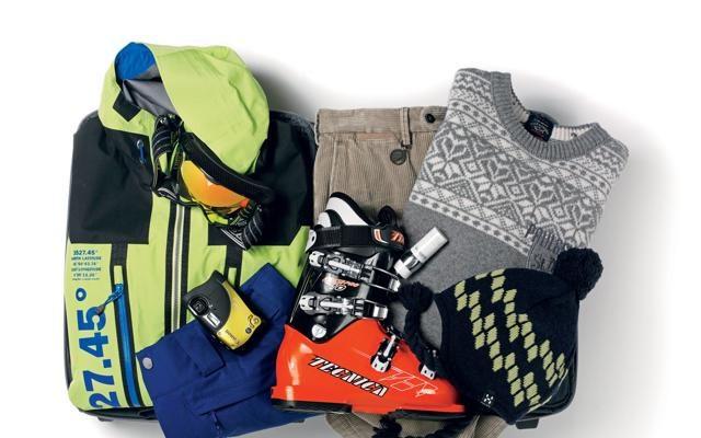 Foto Chic & Ski: la valigia per la montagna