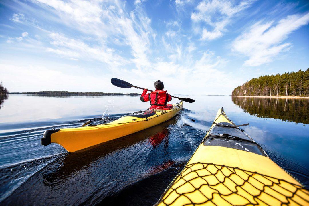 Finlandia segreta: sport outdoor sul lago Saimaa