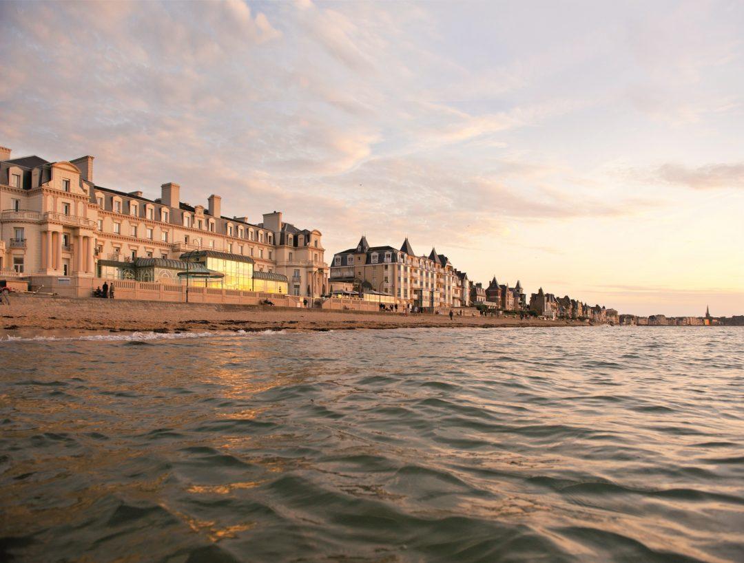 Al Grand Hotel des Thermes a Saint Malo