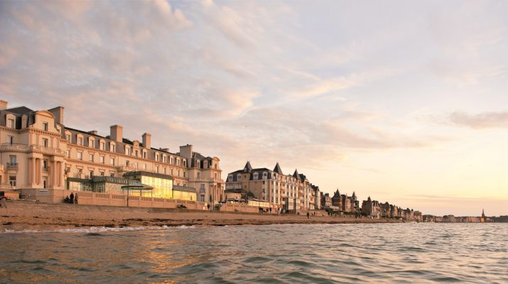 Foto Al Grand Hotel des Thermes a Saint Malo