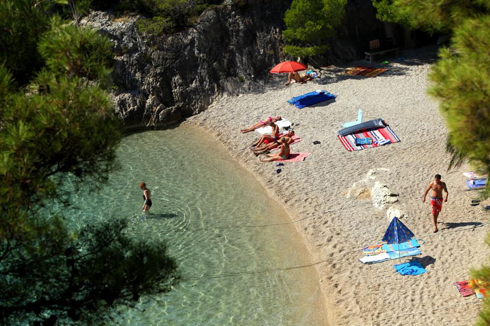 Croazia: baie, calette, piscine naturali