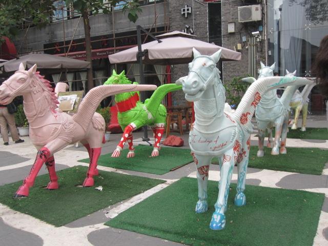 Pechino, viaggio surreale nell'Art Factory