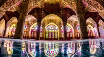 Nasir al- mulk mosque-Shiraz