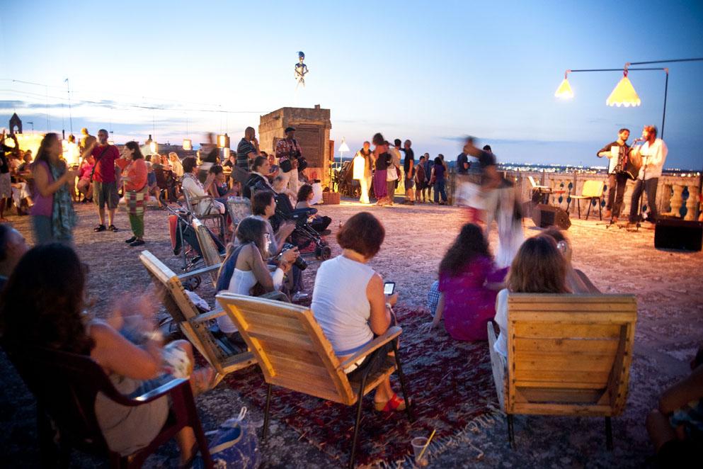 Cinema d'estate: la festa a Specchia