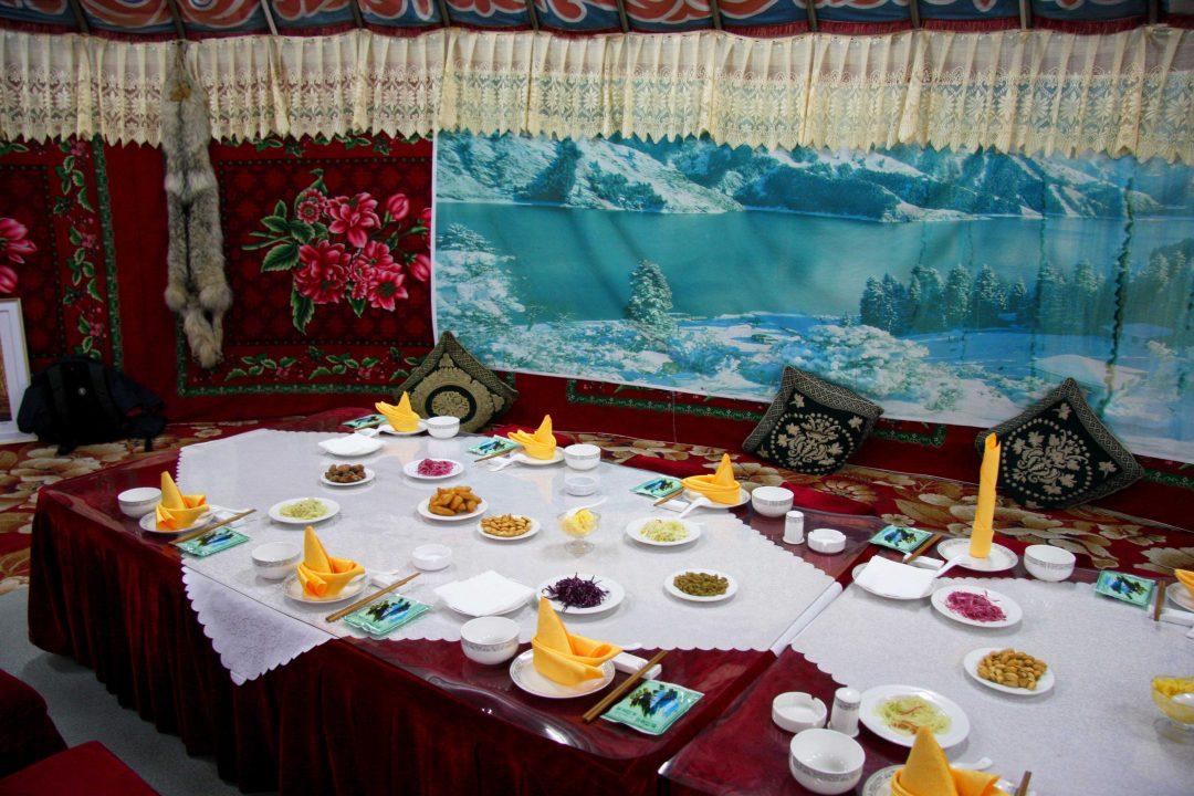 Cina: nel cuore della Via della Seta