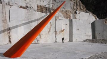 Illusione di Alberto Timossi – cave Michelangelo Carrara