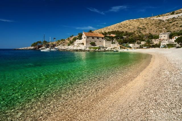 Croazia baie calette piscine naturali gallery immagine 15 dove viaggi - Isola di saona piscine naturali ...