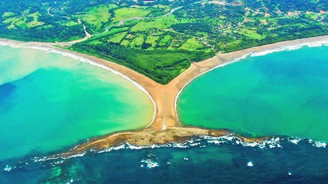Istmi, isole e lingue di sabbia