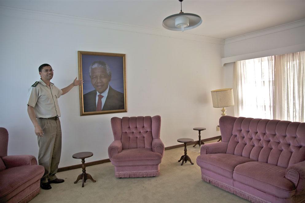 I luoghi di Madiba