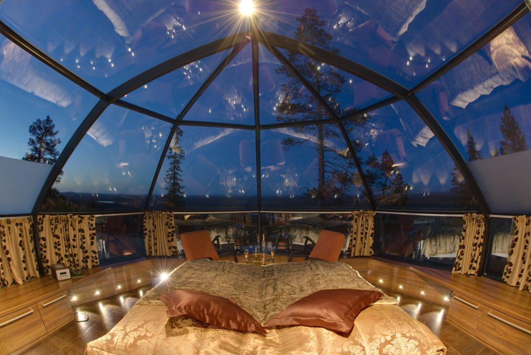 Hotel a cielo aperto: 10 indirizzi sotto le stelle