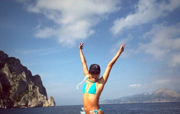 Foto I vip in vacanza in Italia