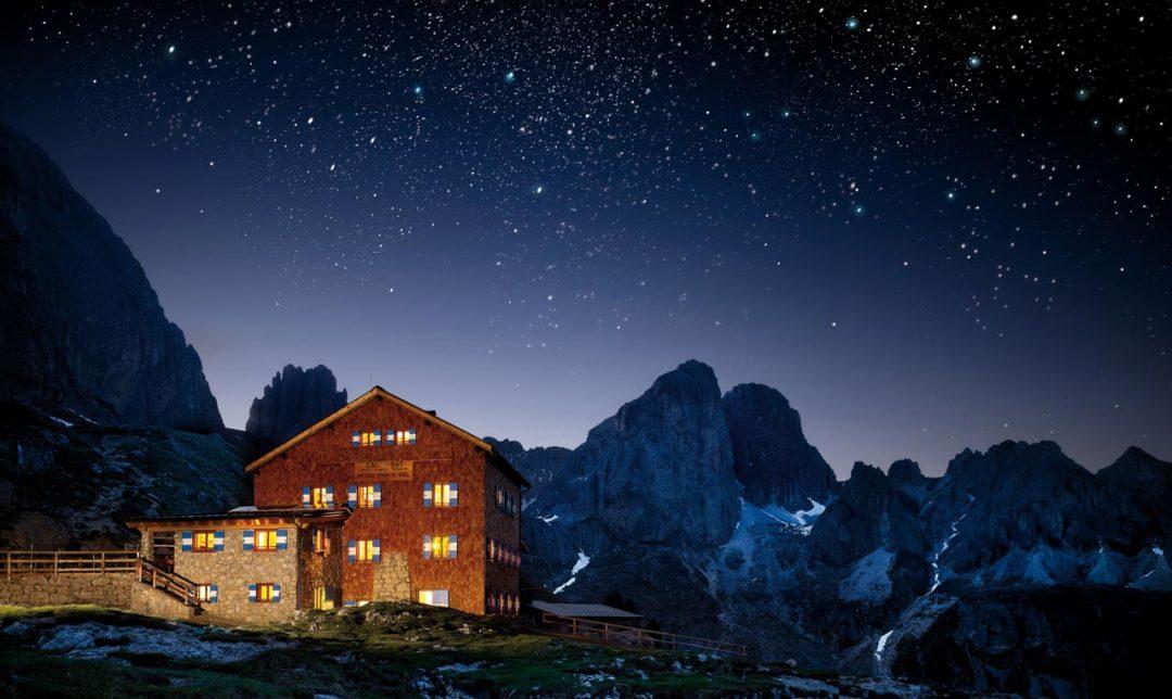 Trentino: autunno nei rifugi