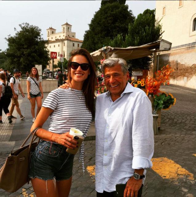 I vip in vacanza in Italia