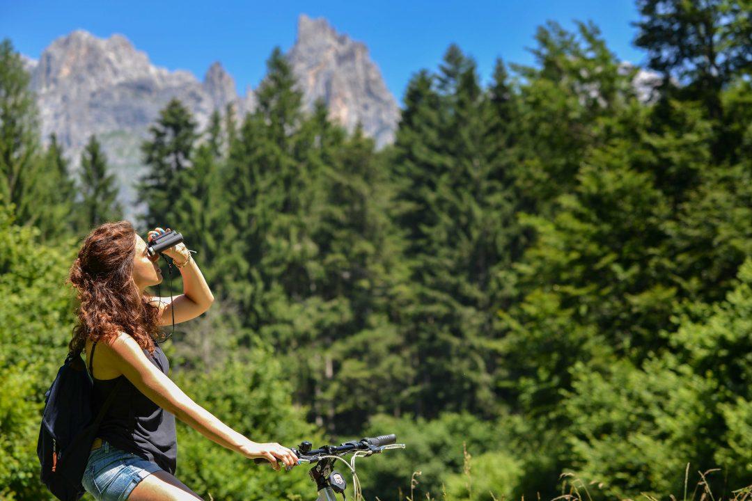 Nel Trentino active e green