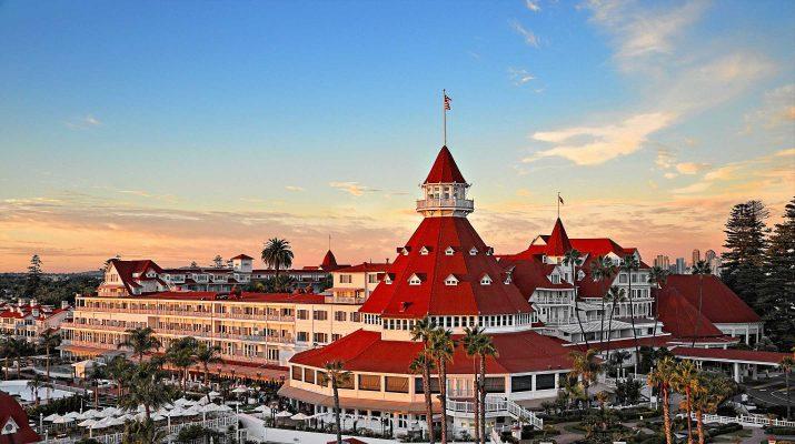 Foto Hotel del mito. California: a qualcuno piace Del