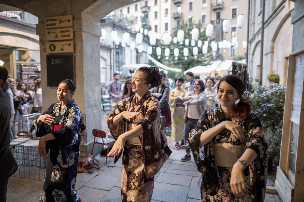 Scoprire il Giappone a Milano