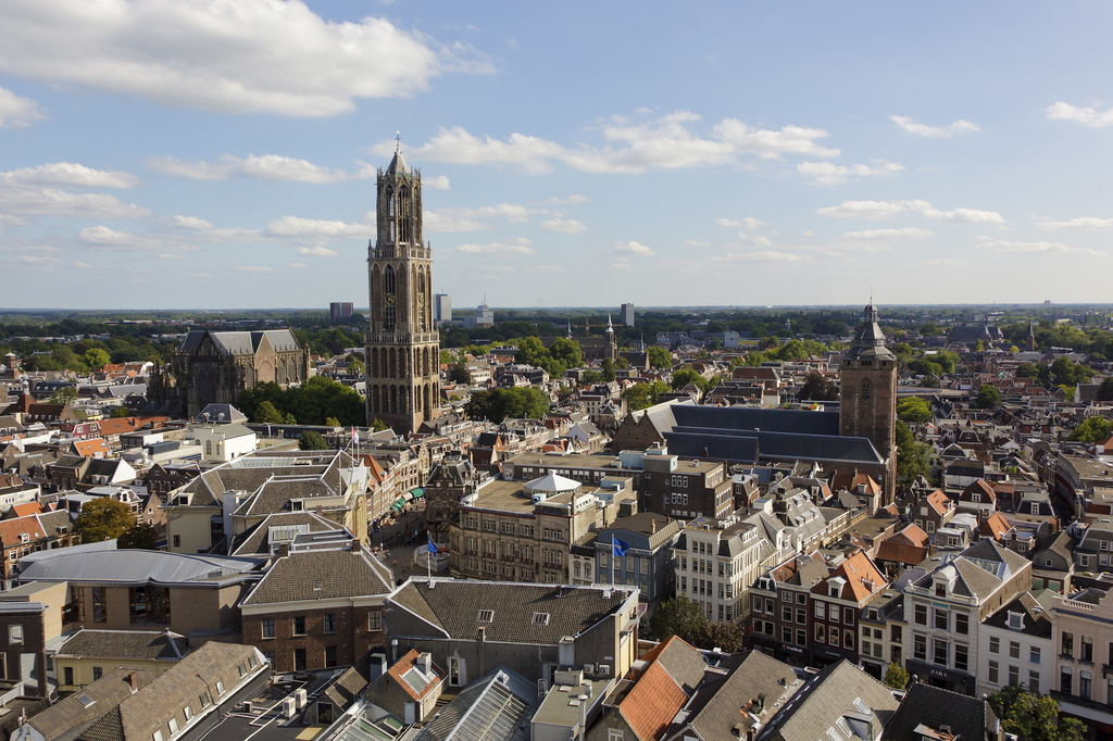 Utrecht, weekend su due ruote