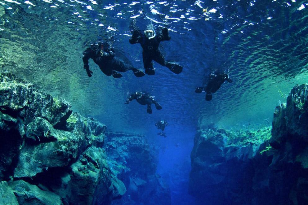 10 viaggi adrenalinici