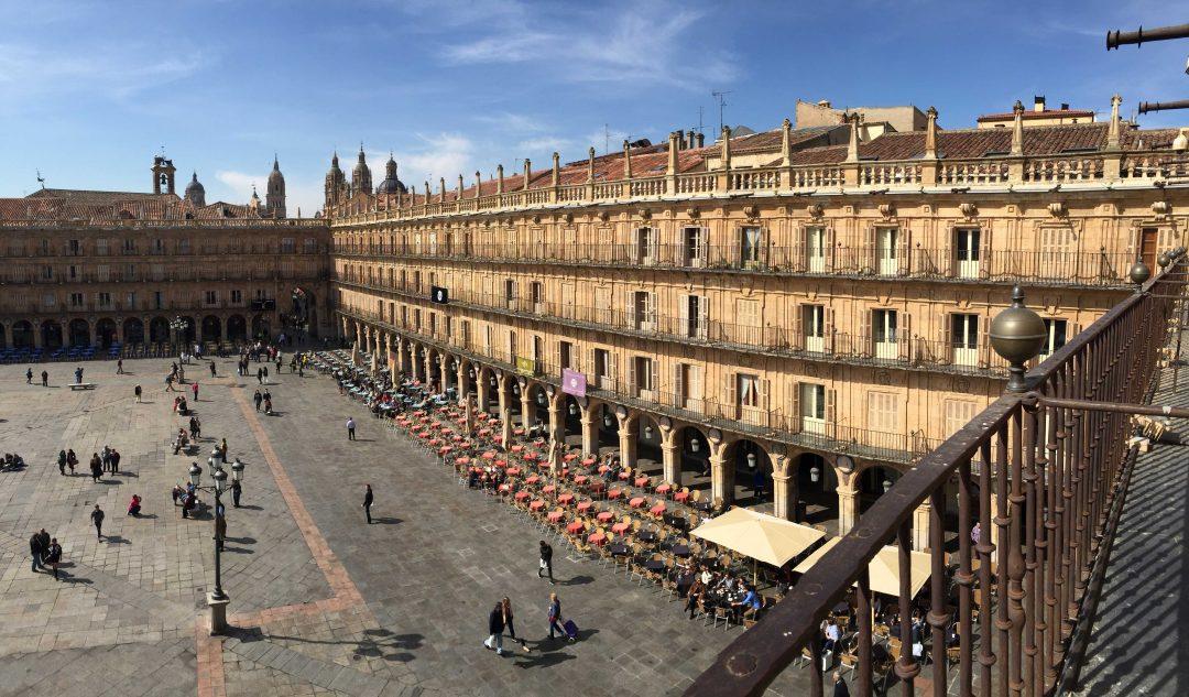 Spagna: weekend a Salamanca