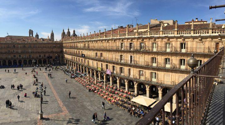 Foto Spagna: weekend a Salamanca