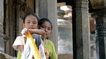 15 Lo sguardo delle Dee – The look of the goddesses_ Patan Nepal_eds