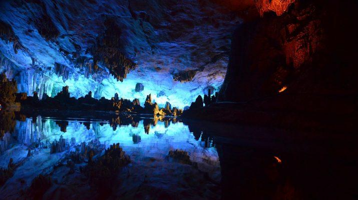 Foto Le 24 grotte più belle del mondo: viaggio alla scoperta dei tesori sotterranei