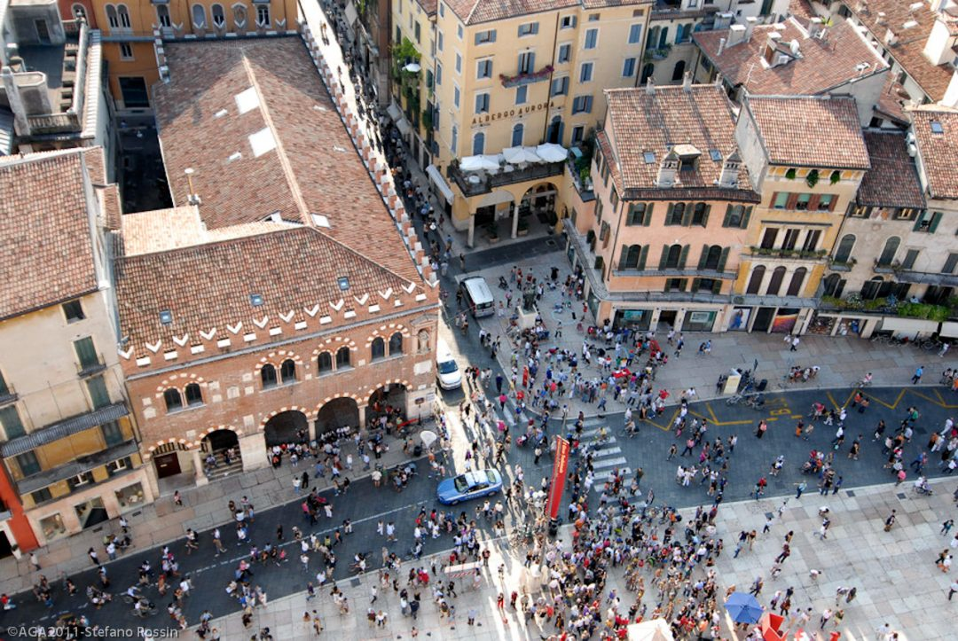 I giochi di strada a Verona