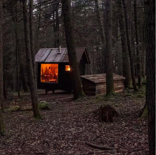 Cabin Porn. Ossessione baita nel bosco, le più belle