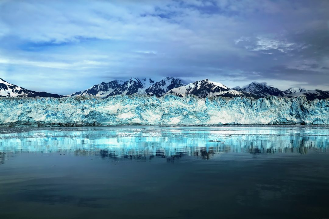Hubbard Glacier in Alaska - ph. thinkstock