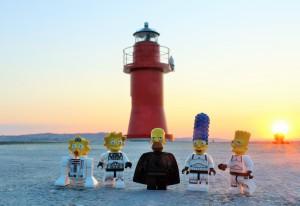 LegoProjectPhoto: dalle Marche in giro per il mondo