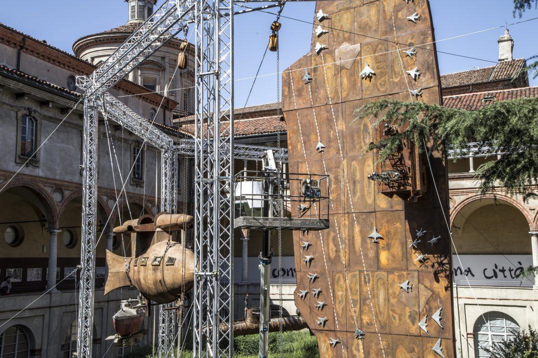 I nuovi Leonardo da Vinci cinesi, in mostra a Milano
