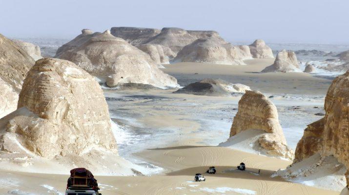 Foto Baharya, Deserto Occidentale Egiziano