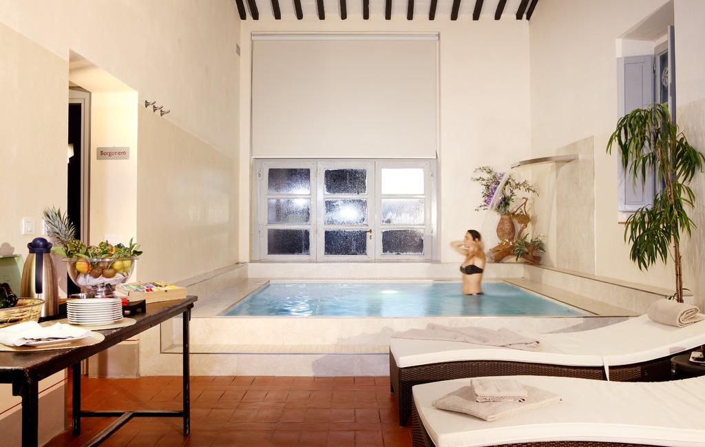Borgo Scopeto: nel Senese in relax